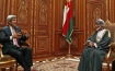 Kerry meets Sultan Qaboos