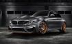 Racing tech on road - new BMW