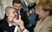 Merkel's healing touch