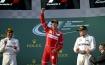 Vettel victory
