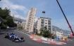 Race rush in Monaco
