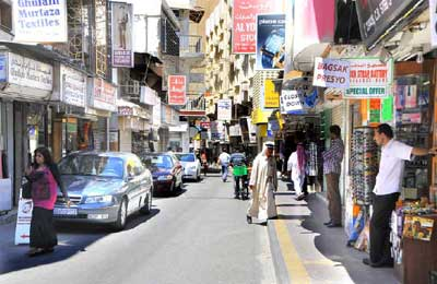 Bahrain traders demand special status for souq