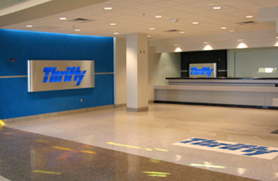 Highway  East Thrifty Car Rental