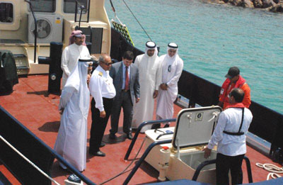 Apm Terminals Bahrain Gets New Tugboats