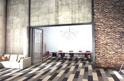 Interface Unveils New Flooring Designs