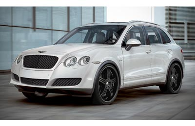 Wholesale Auto Sales >> Bentley to build world's most expensive SUV