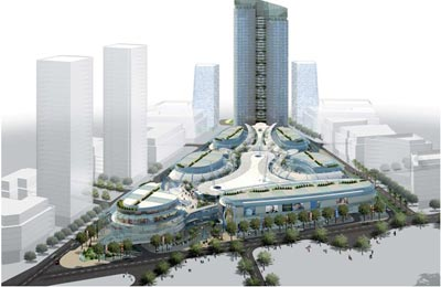 The Abdali Mall Project