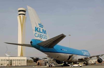 Airfrance Klm Cargo Start Dwc Flights