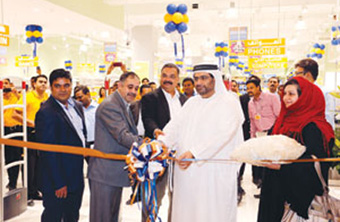 Sharaf DG opens new outlet in Bahrain