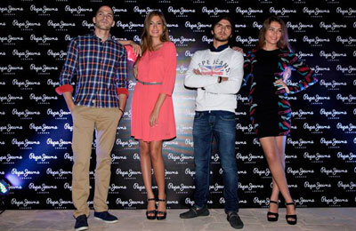 Pepe Jeans unveils 40th anniversary collection