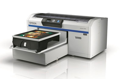 Epson launches t shirt printer for Epson t shirt printer