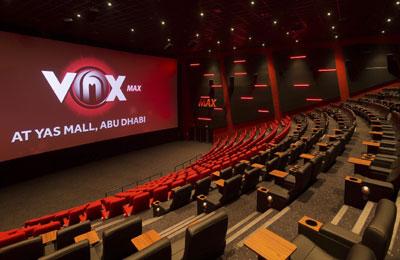 Ec Harris Completes Abu Dhabi Cinema Hall Work