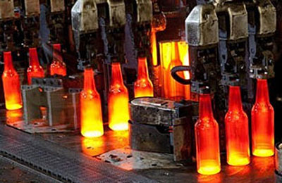 St gobain to buy key stake in sika for Making glasses from bottles