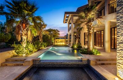 Work on dubai luxury villas well on track for Luxury house in dubai