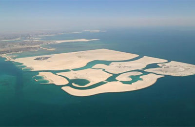 Diyar Al Muharraq Completes Land Reclamation