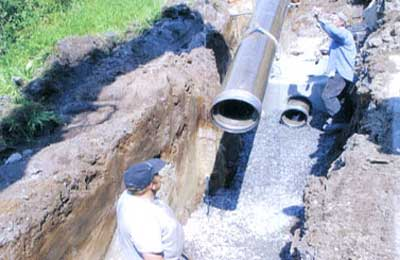 Saudi company completes pipe factory work