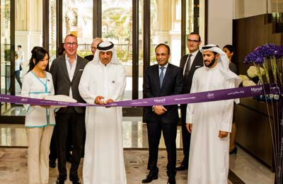 Emaar opens 197 room boutique hotel in dubai for Vida boutique hotel dubai
