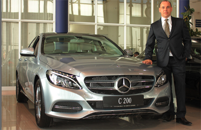 Al Haddad Releases Two New Mercedes Benz Cars