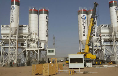 Saudi readymix firm picks KiCE batching plant