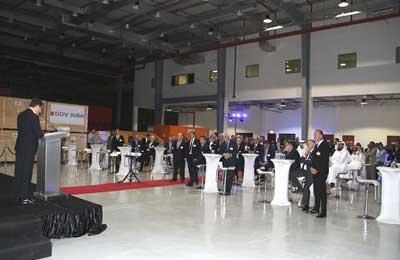 SDV-UAE opens new warehousing facility at Dafza