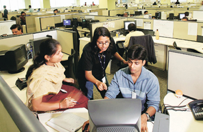 India Plays Family Card To Woo Tech Start Ups From Us