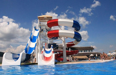 Polin ...  a leader in the waterpark industry.