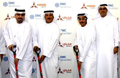 Mohebi breaks ground on Dubai logistics facility
