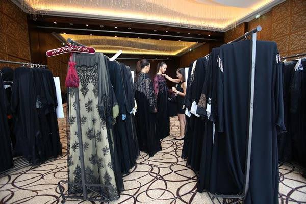 Sahar Madani launches new abaya collection