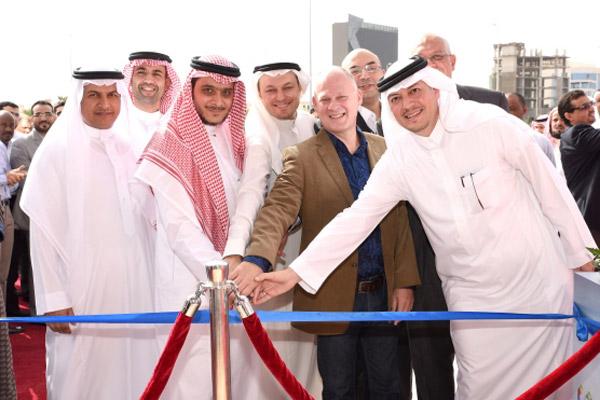 Top pharma group opens HQ in Saudi