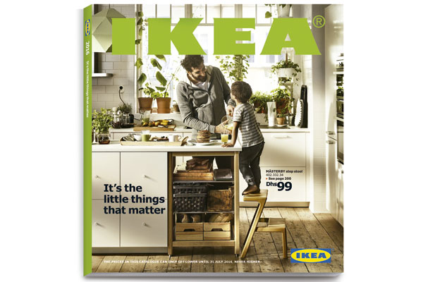 Ikea Launches New Catalogue In Uae