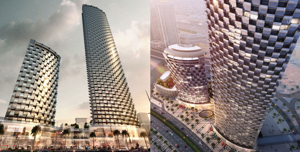 Gulf Construction Online Burj Vista