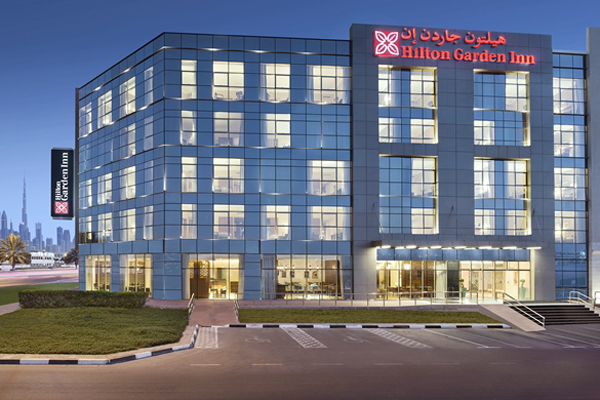 Hilton garden inn opens second property in dubai for Hilton garden inn dubai mall of the emirates