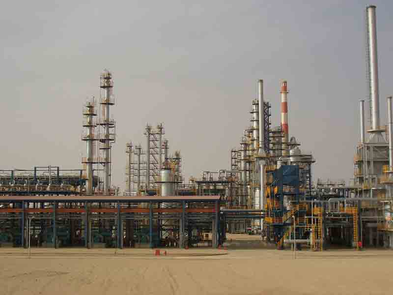 Algeria S Skikda Refinery Halted After Power Outage