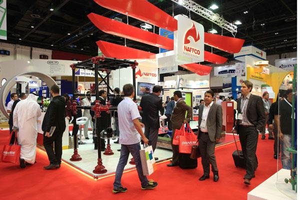 Naffco showcases range of products at Big 5