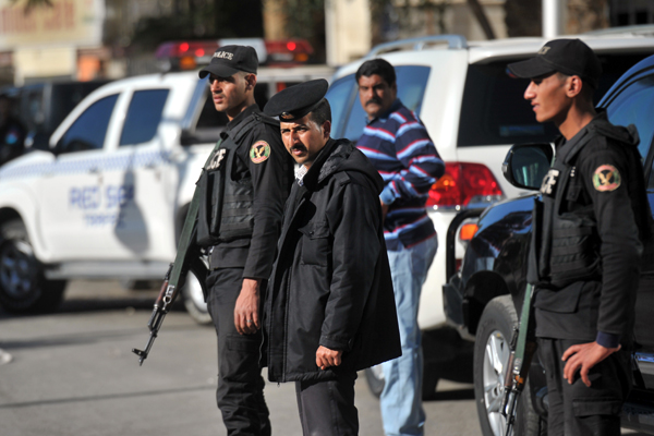 Egypt vows tighter security measures after tourist attack
