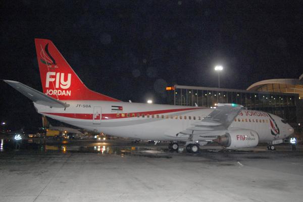 fly jordan airlines