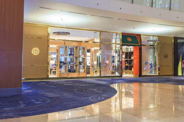 0f2e15302110 Tory Burch opens in Kuwait s 360 Mall