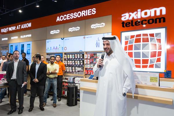 Axiom Telecom Contact