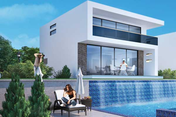 The Beverly Hills residential development in Turkey.
