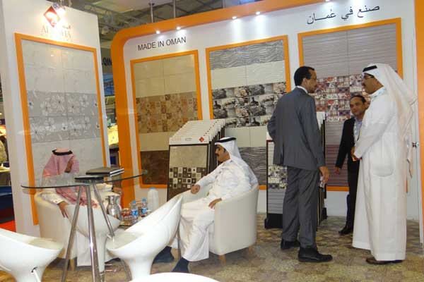 Gulf Construction Online - Al Maha rolls out new range of ceramic tiles