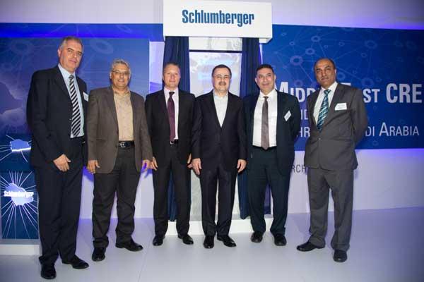 Schlumberger opens hitech facility in Saudi Arabia