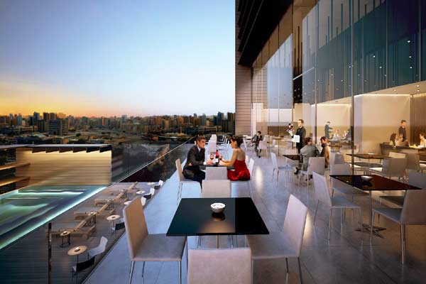 Ssh signed up for kuwait luxury hotel project for Luxury hotel project