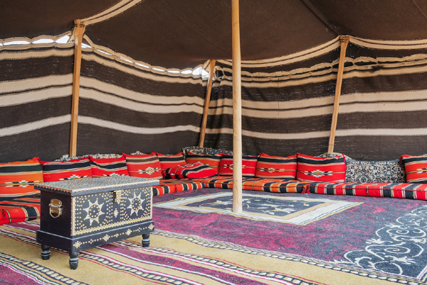 & Qatar may house World Cup fans in Bedouin-style tents