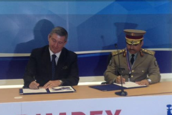 Airbus unit wins Qatar Armed Forces contract