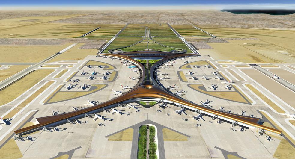 New Gwadar Airport Design