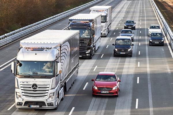 daimler trucks launches autonomous technology. Cars Review. Best American Auto & Cars Review