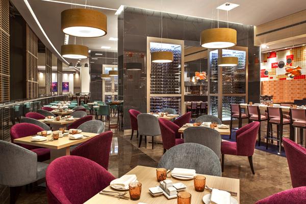 Teatro Restaurant Menu Abu Dhabi