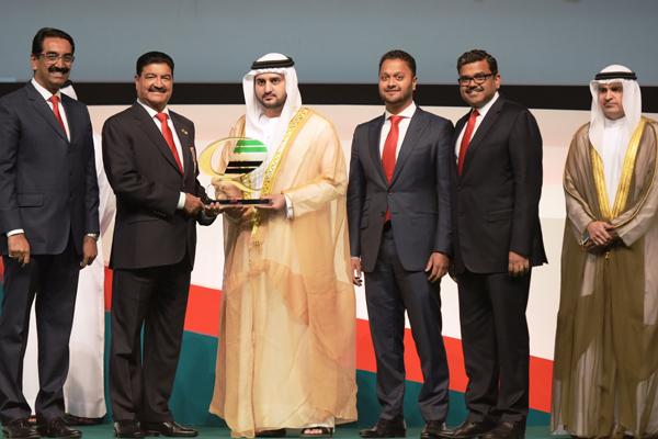 UAE Exchange wins Dubai Quality Gold Award