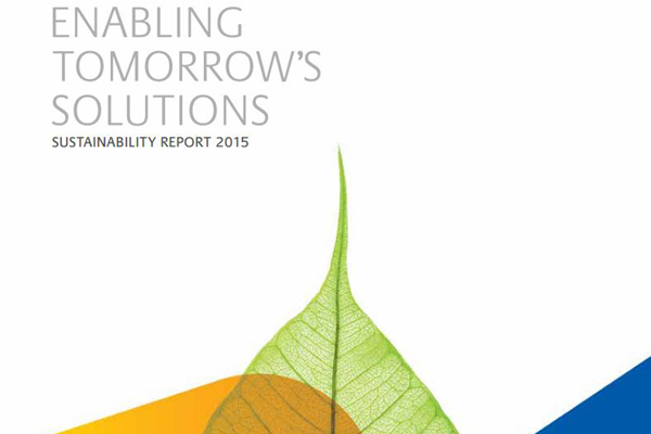 Sabic showcases achievements in sustainability report