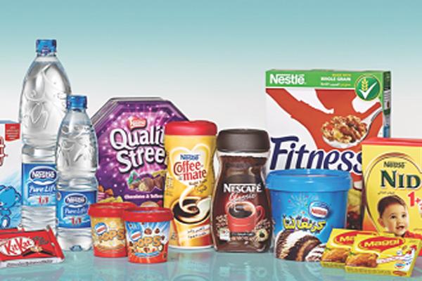 Nestlé Egypt, Souq com in e-grocery sales deal